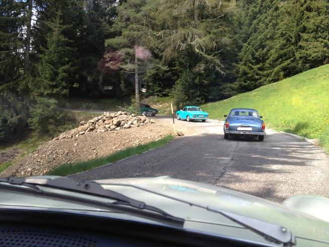 """Tour """"Quer durchs Ländle 2013″ Südtirol –Hüttentag"""