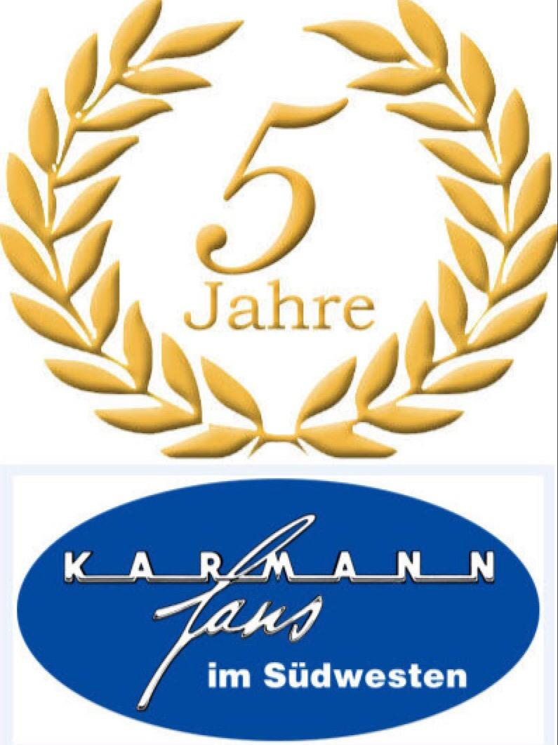 5 Jahre Karmannfans – 50.000 Besucher