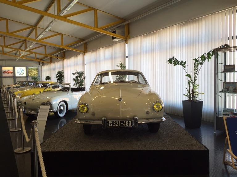 Bei Karmann in Osnabrück – Werk undMuseum