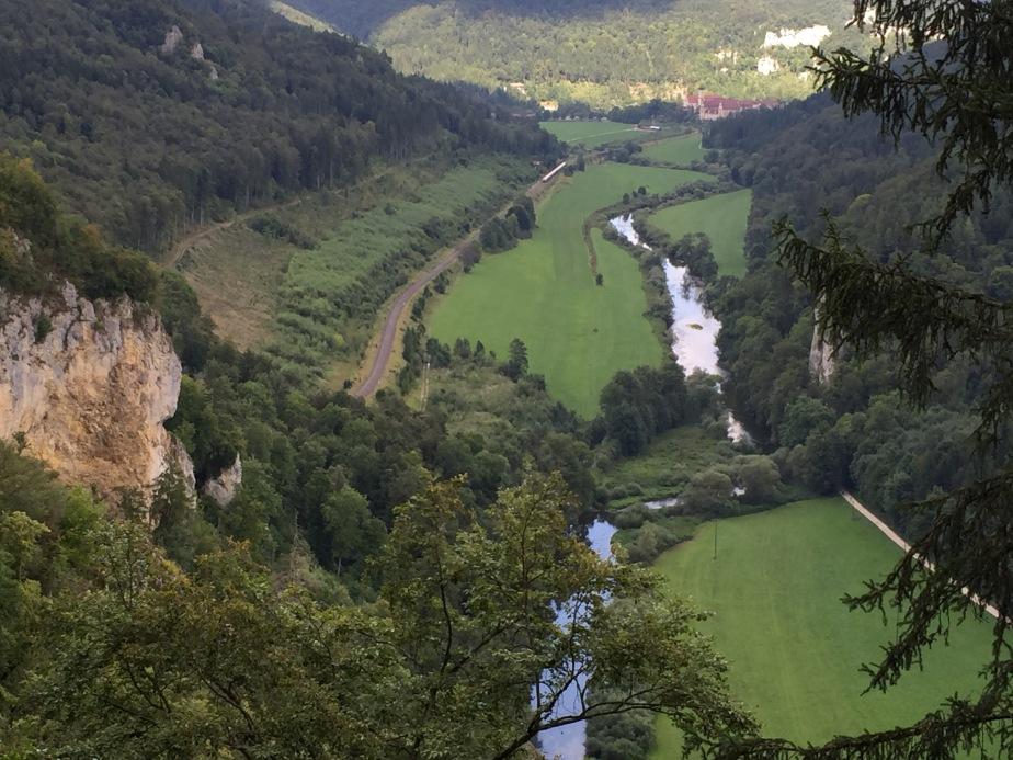 Donautal – Tour mit dem Karmann Ghia