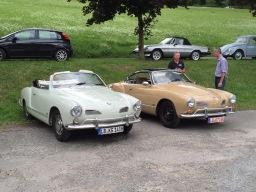 VW Treffen in Ostelsheim