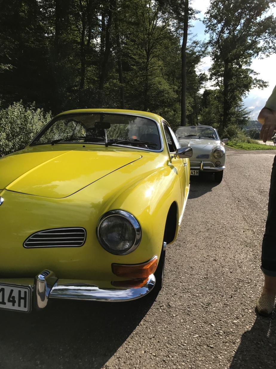 VW Treffen in Gengenbach