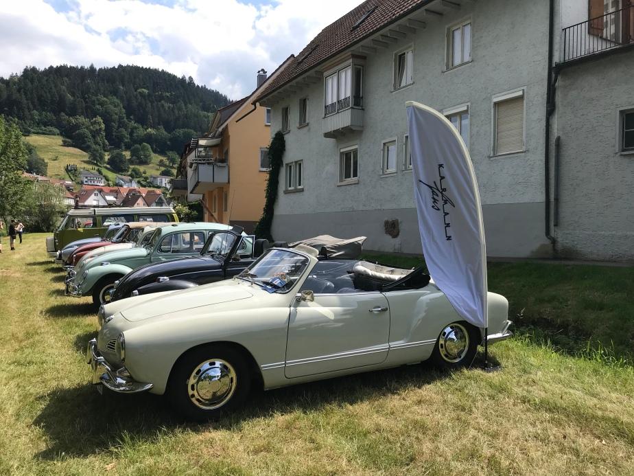 VW Treffen inWolfach