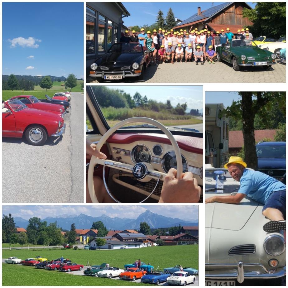 Allgäu – Die Tour 2018 derKarmannfans