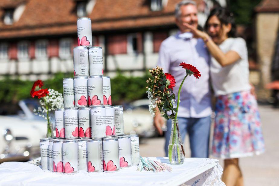 Hochzeit bei denKarmannfans
