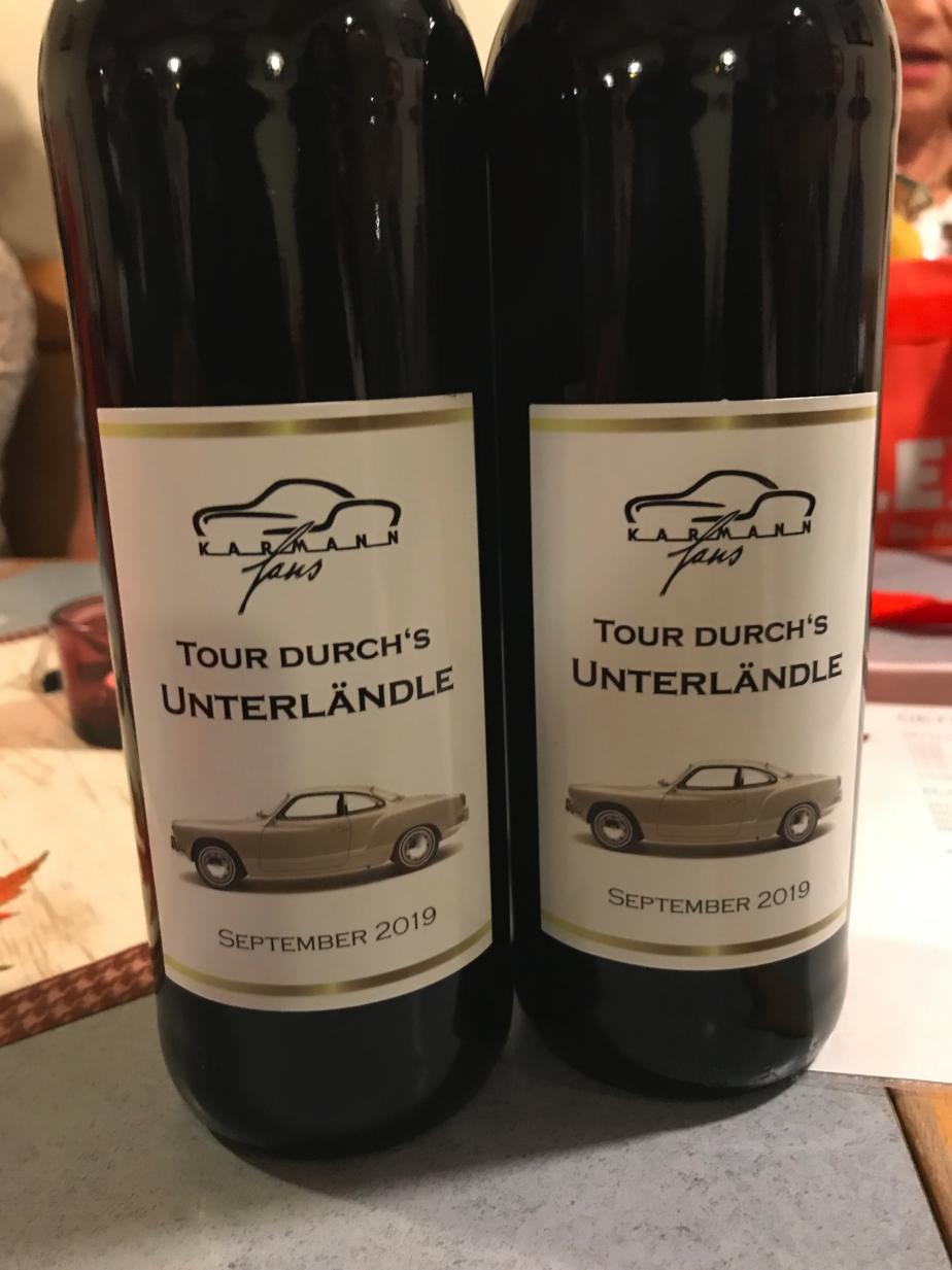 Tour durchs Unterländle 2019 – die Region Neckar undOdenwald